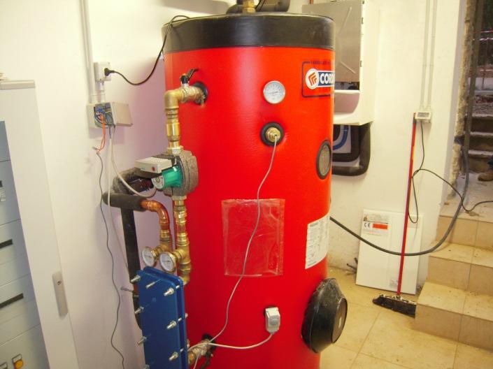 Impianti di addolcimento, depurazione acque